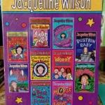 Jacqueline Wilson ชุดสิบเล่ม มือหนึ่ง ราคา 2600รวมส่งอีเอมเอส