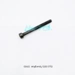 สกรูยึดคาร์บู 5200-E105 5x52 screw