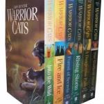 สงครามแมว Warriors Cat ภาคแรก The Prophecy Begins setมือหนึ่งหกเล่มจบ Erin Hunter ราคา 1620 รวมส่งอีเอมเอส