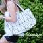 กระเป๋าสะพายแฟชั่น กระเป๋าสะพายข้างผู้หญิง Baobao crystal [สีขาว] thumbnail 2