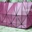กระเป๋าสะพายแฟชั่น กระเป๋าสะพายข้างผู้หญิง Baobao crystal [สีบานเย็น] thumbnail 2