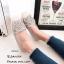 พร้อมส่ง รองเท้าผ้าใบผู้หญิงสีเทา พียูนิ่ม แต่งอะไหล่ดอกไม้ตอก แฟชั่นเกาหลี [สีเทา ] thumbnail 1