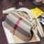 กระเป๋าถือ กระเป๋าสะพายข้างแฟชั่น นำเข้า Style Burberry [สีขาว ] thumbnail 2