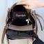 กระเป๋าสะพายแฟชั่น กระเป๋าสะพายข้างผู้หญิง กระเป๋าสะพายข้าง ซิปข้าง [สีแดง] thumbnail 5