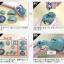 GACHAPON EXCEED MODEL MS-06R-1A ZAKU HEAD กาชาปองซาคุ สีน้ำเงิน thumbnail 6