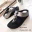 พร้อมส่ง รองเท้าแตะเพื่อสุขภาพ แบบคีบ พื้นSoft Comfort แฟชั่นเกาหลี [สีเทา ] thumbnail 4