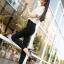 พร้อมส่ง รองเท้าคัทชูส้นสูงสีดำ ทรงสวยแฟชั่นเกาหลี แฟชั่นเกาหลี [สีดำ ] thumbnail 4
