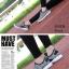 พร้อมส่ง รองเท้าผ้าใบแฟชั่น งานผ้า น้ำหนักเบา ทรงยอดฮิต แฟชั่นเกาหลี [สีเทา ] thumbnail 2