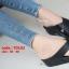 รองเท้าแตะเพื่อสุขภาพ พื้นยาง Slide Fitness Style [สีดำ ] thumbnail 2