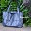 กระเป๋าสะพายแฟชั่น กระเป๋าสะพายข้างผู้หญิง Baobao crystal [สีเทาเข้ม] thumbnail 3
