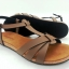 Cork sole leather sandal ( lady) thumbnail 3