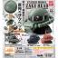 GACHAPON EXCEED MODEL MS-06R-1A ZAKU HEAD กาชาปองซาคุ สีน้ำเงิน thumbnail 2