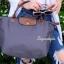 กระเป๋าสะพายแฟชั่น กระเป๋าสะพายข้างผู้หญิง ลองชอม style รุ่น Original [สีเทา ] thumbnail 1