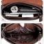 กระเป๋าสะพายแฟชั่น กระเป๋าสะพายข้างแฟชั่น Style POLO [สีน้ำตาล ] thumbnail 6
