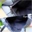 กระเป๋าสะพายแฟชั่น กระเป๋าสะพายข้างผู้หญิง Baobao crystal [สีดำ] thumbnail 4