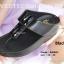 พร้อมส่ง รองเท้าแตะเพื่อสุขภาพสีดำ SWEETIE Sandals Style แฟชั่นเกาหลี [สีดำ ] thumbnail 4