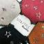กระเป๋าสะพายแฟชั่น กระเป๋าสะพายข้างผู้หญิง สะพายโซ่ สไตล์ฮิปเตอร์ [สีดำ] thumbnail 5