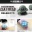 GACHAPON EXCEED MODEL MS-06R-1A ZAKU HEAD กาชาปองซาคุ สีน้ำเงิน thumbnail 4
