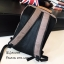 กระเป๋าเป้ผู้หญิง กระเป๋าสะพายข้างแฟชั่น แต่งหูหนังพียูเข็มขัดสอด [สีน้ำตาล ] thumbnail 2