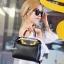 กระเป๋าถือ กระเป๋าสะพายข้างแฟชั่น Fendi monster [สีดำ ] thumbnail 2