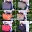 กระเป๋าสะพายแฟชั่น กระเป๋าสะพายข้างผู้หญิง ลองชอม style รุ่น Original [สีเขียว ] thumbnail 3