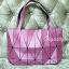 กระเป๋าสะพายแฟชั่น กระเป๋าสะพายข้างผู้หญิง Baobao crystal [สีโรส] thumbnail 1