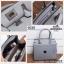 กระเป๋าสะพายแฟชั่น กระเป๋าสะพายข้างผู้หญิง สายคาดเป็นลายหัวใจมุ้งมิ้ง [สีเทา ] thumbnail 2