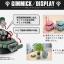 GACHAPON EXCEED MODEL MS-06R-1A ZAKU HEAD กาชาปองซาคุ สีน้ำเงิน thumbnail 10