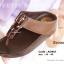 พร้อมส่ง รองเท้าแตะเพื่อสุขภาพสีน้ำตาล SWEETIE Sandals Style แฟชั่นเกาหลี [สีน้ำตาล ] thumbnail 4
