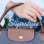 กระเป๋าสะพายแฟชั่น กระเป๋าสะพายข้างผู้หญิง ลองชอม style รุ่น Original [สีเทา ] thumbnail 2