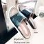พร้อมส่ง รองเท้าแตะแฟชั่นสีเงิน หนังนิ่ม พิมล์ลายพราง แฟชั่นเกาหลี [สีเงิน ] thumbnail 1