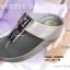 พร้อมส่ง รองเท้าแตะเพื่อสุขภาพสีเทา SWEETIE Sandals Style แฟชั่นเกาหลี [สีเทา ] thumbnail 2