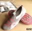 พร้อมส่ง รองเท้าผ้าใบแฟชั่นสีเทา ไร้เชือก สไตล์ Sport Girls แฟชั่นเกาหลี [สีเทา ] thumbnail 3
