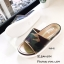 พร้อมส่ง รองเท้าแตะแฟชั่นสีน้ำตาล หนังนิ่ม พิมล์ลายพราง แฟชั่นเกาหลี [สีน้ำตาล ] thumbnail 2