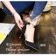 พร้อมส่ง รองเท้าส้นเข็มรัดข้อสีดำ หัวแหลม เดย์ทูไนท์ไอเท็ม แฟชั่นเกาหลี [สีดำ ] thumbnail 2