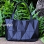 กระเป๋าสะพายแฟชั่น กระเป๋าสะพายข้างผู้หญิง Baobao crystal [สีดำ] thumbnail 3