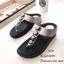 พร้อมส่ง รองเท้าแตะเพื่อสุขภาพ แบบคีบ พื้นSoft Comfort แฟชั่นเกาหลี [สีเทา ] thumbnail 3