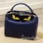 กระเป๋าถือ กระเป๋าสะพายข้างแฟชั่น Fendi monster [สีกรม ] thumbnail 11