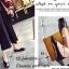 พร้อมส่ง รองเท้าคัทชูส้นแบนสีดำ หัวตัด กำไรข้อเท้าไข่มุก แฟชั่นเกาหลี [สีดำ ] thumbnail 6