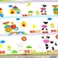 ของเล่นเสริมพัฒนาการ ของเล่น ของเล่นไม้ชุดกระดานเเม่เหล็กเเละกระดานดำชุด Happy Animal Farms thumbnail 4