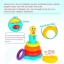 Huile Toys Stacking Rainbow Duck ห่วงเรียงซ้อนลูกเป็ดน้อย thumbnail 9