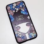3.Dummy Doll ขอบยาง - เคส iPhone 7