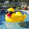 ห่วงยางแฟนซี เป็ดเหลือง Giant duck float