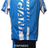 ชุดปั่นจักรยานแขนสั้น GIANT สีฟ้าขาว เป้าเจล (แอดไลน์ @pinpinbike ใส่ @ ข้างหน้าด้วยนะคะ)