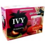 ivy slim strawberry ไอวี่สลิม สตรอเบอรี่ ศูนย์จำหน่ายราคาส่ง รสสตรอเบอรี่ ทานง่าย ลดไว หุ่นสวย มั่นใจ ส่งฟรี