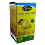 Auswelllife Royal Jelly 2180 mg. นมผึ้งออสเวลไลฟ์ โรยัล เจลลี่ 60 แคปซูล ศูนย์จำหน่ายราคาส่ง ฟื้นฟูและซ่อมแซมร่างกายถึงระดับเซลล์