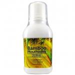 Bamboo Mouthwash Plus 300 ml. แบมบู เมาท์วอช พลัส ศูนย์จำหน่ายราคาส่ง น้ำยาบ้วนปาก สูตรใหม่ ฟันสะอาดกลิ่นปากหาย ส่งฟรี