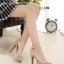 รองเท้าส้นสูงรัดข้อ สไตล์อีฟแซง (สีครีม) thumbnail 3
