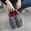 รองเท้าผ้าใบเพื่อสุขภาพ STYLE SKECER(สีเทา) thumbnail 2