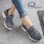 รองเท้าผ้าใบเพื่อสุขภาพ STYLE SKECER(สีเทา) thumbnail 3